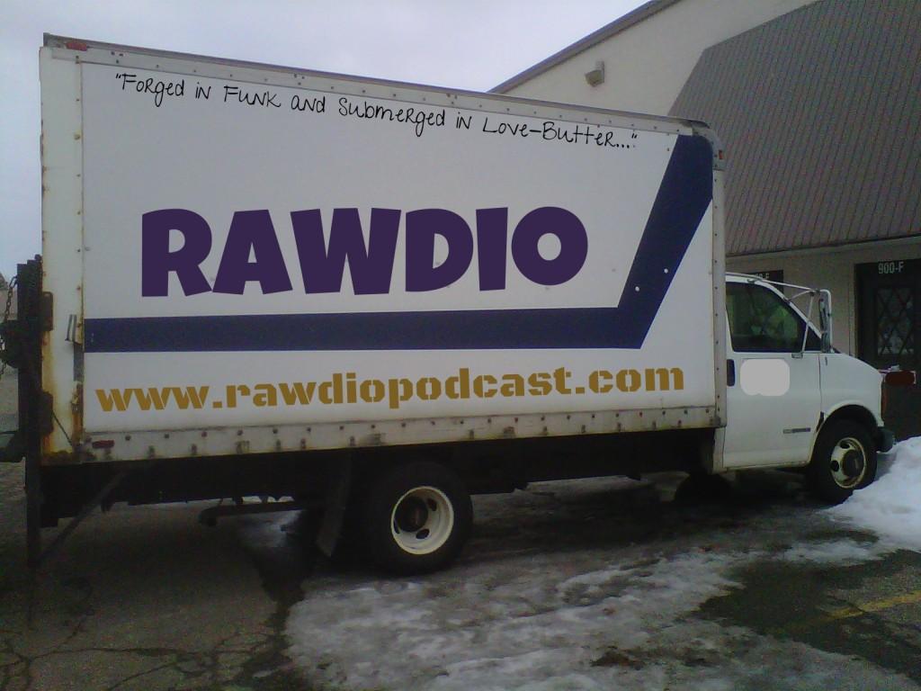 RAWdio Billboard #4